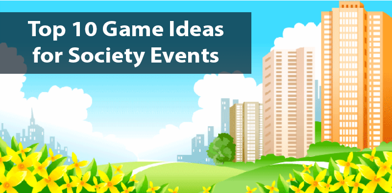 Apartment Complex: Top 10 Games Ideas for Society Events