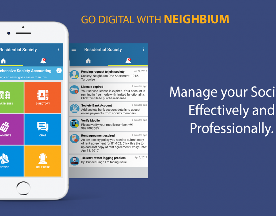 How Neighbium is your first choice for Society Data Management?