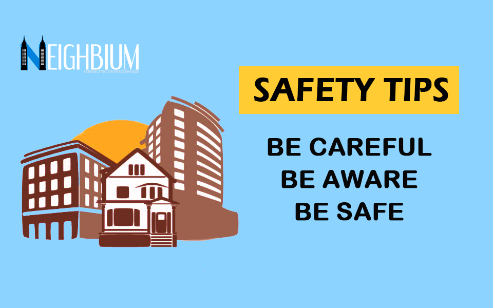 Housing Society Safety & Security Tips
