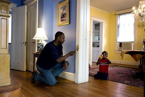 Inspire neighbours to do house cleaning