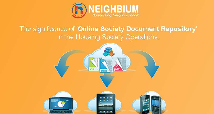 The significance of Online Society Document Repository in the Housing Society Operations