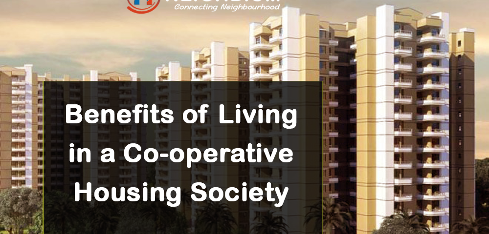 Benefits of living in a Co-operative housing society