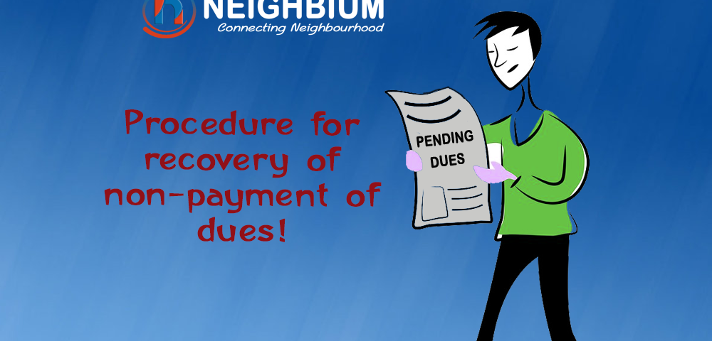Tags Housing Society Procedure for recovery of