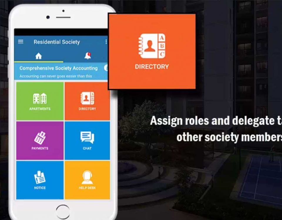 Assign roles and delegate tasks to other society members
