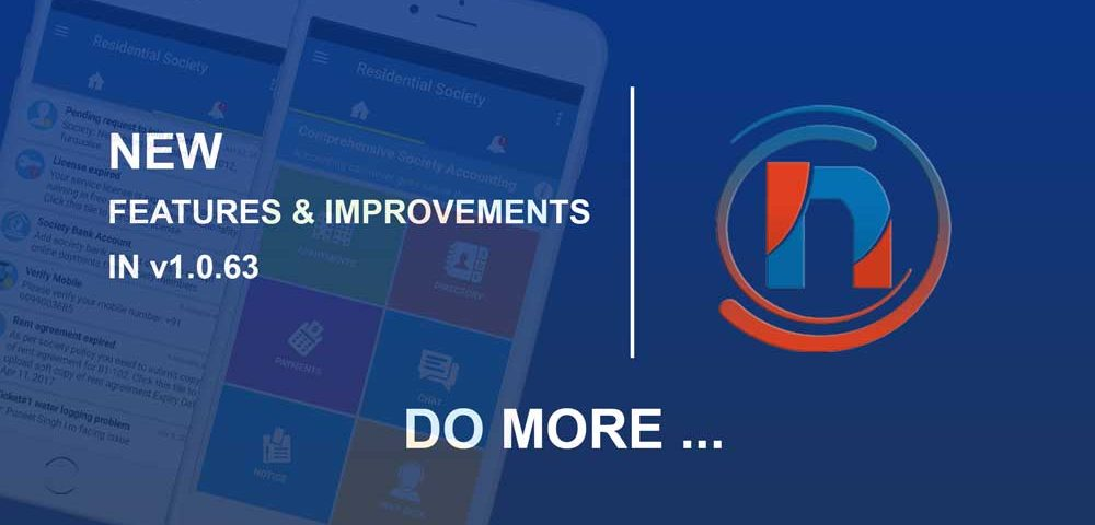new features of apartment management app