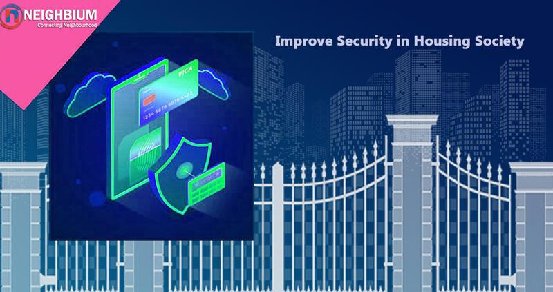 Improve Apartment Security System