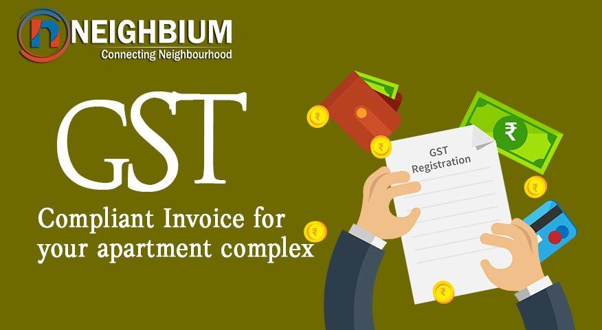 Raise-GST-Compliant-Invoice-for-your-apartment-complex