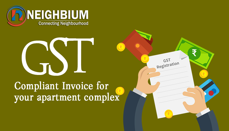 Raise-GST-Compliant-Invoice-for-your-apartment-complex