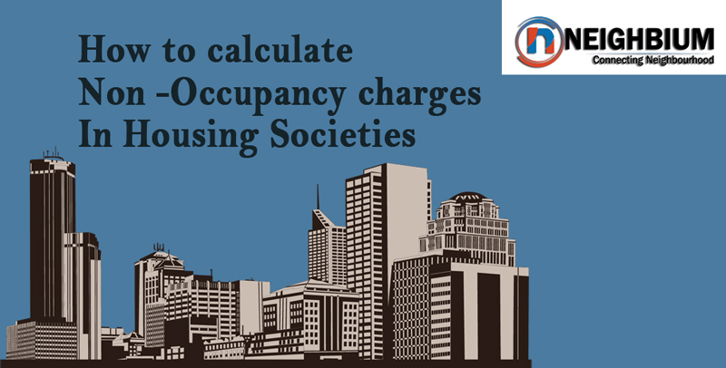 non occupancy charges calculation
