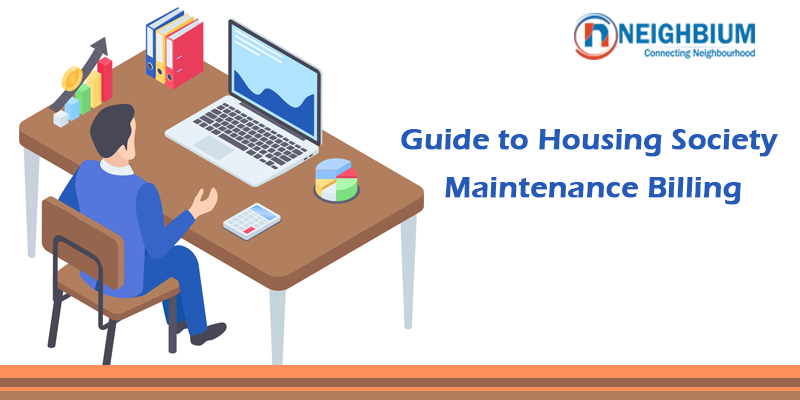 Guide to Housing Society Maintenance Billing